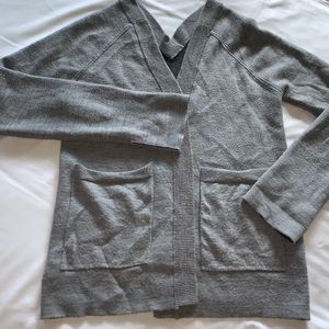Larry Lululemon Reversible Cardigan